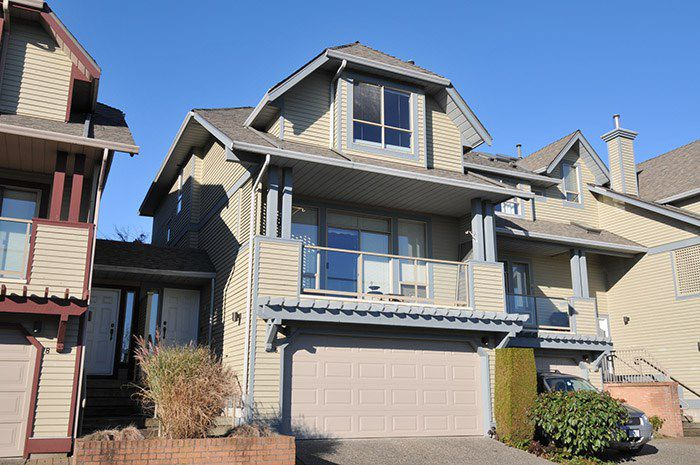 Main Photo: 5 1207 CONFEDERATION Drive in Port Coquitlam: Citadel PQ Townhouse for sale : MLS®# R2018280