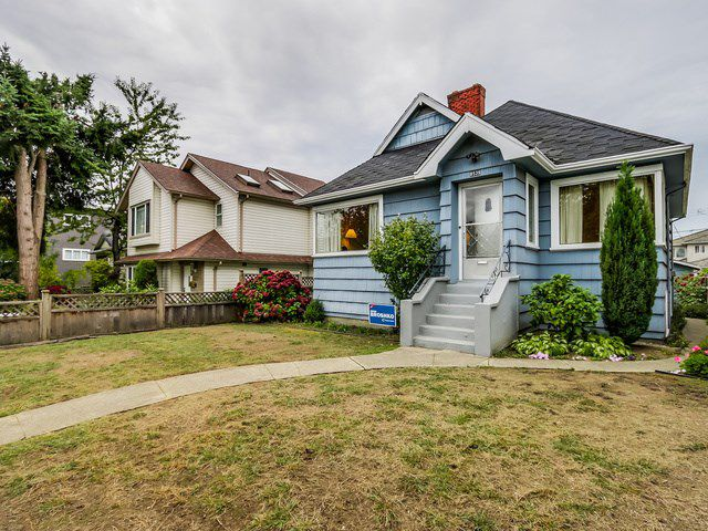 Main Photo: 8539 CARTIER Street in Vancouver: Marpole House for sale (Vancouver West)  : MLS®# R2021521