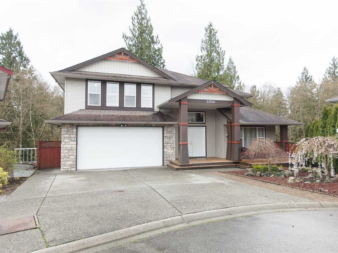 "Main Photo: 23724 114A Avenue in Maple Ridge: Cottonwood MR House for sale in ""GILKER HILL ESTATES"" : MLS®# R2049062"