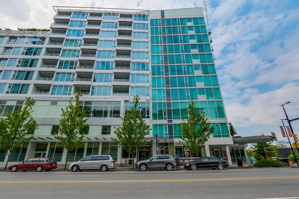 Main Photo: 602 133 E ESPLANADE in North Vancouver: Lower Lonsdale Condo for sale : MLS®# R2054454