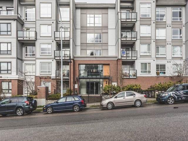 """Main Photo: 321 13733 107A Avenue in Surrey: Whalley Condo for sale in """"QUATRO"""" (North Surrey)  : MLS®# R2138694"""