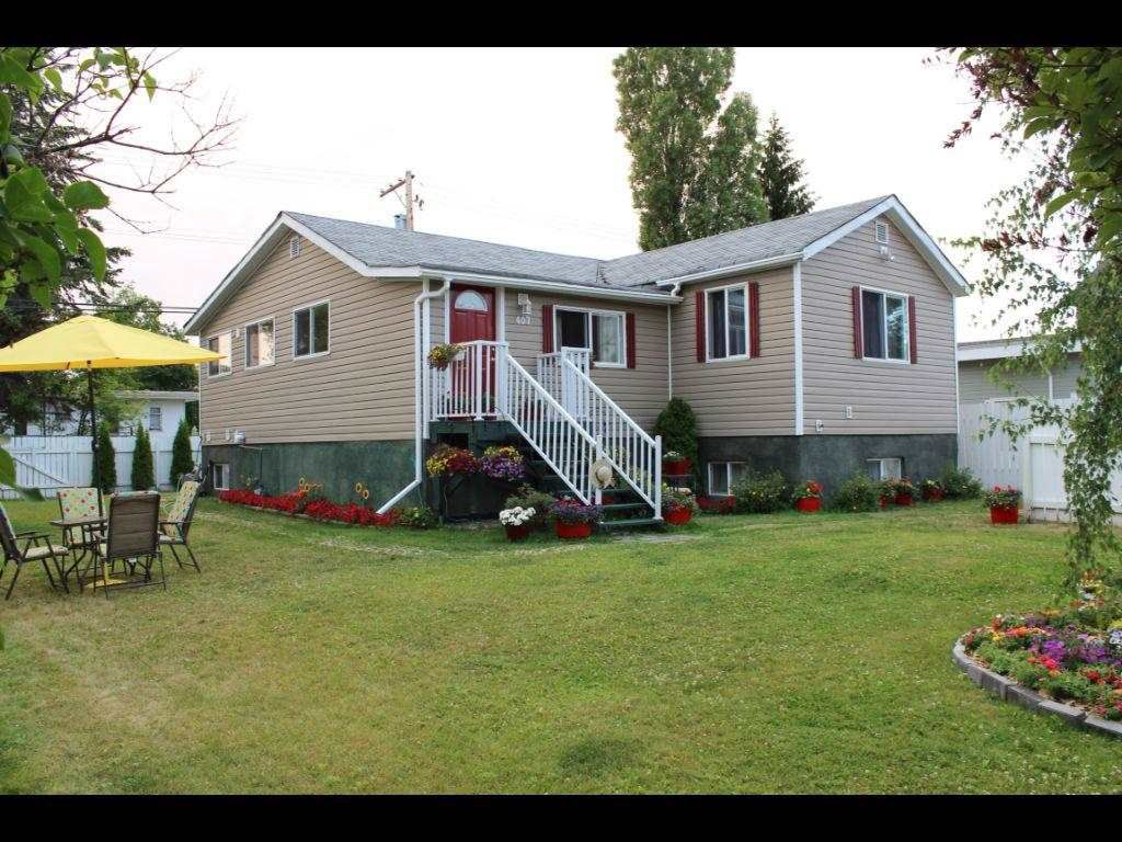 Main Photo: 407 BURDEN Street in Prince George: Central House for sale (PG City Central (Zone 72))  : MLS®# R2177434