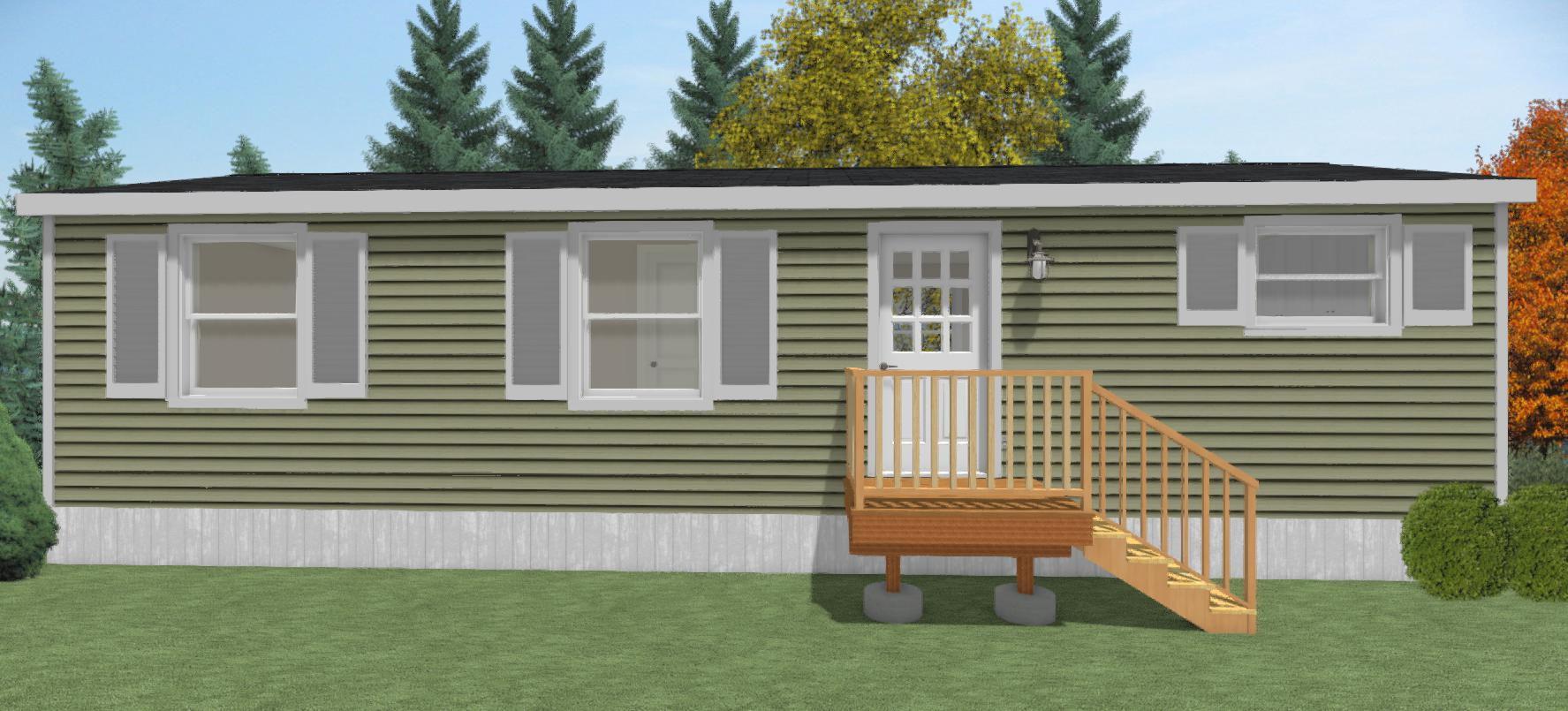 Main Photo: 1501 Mini Home