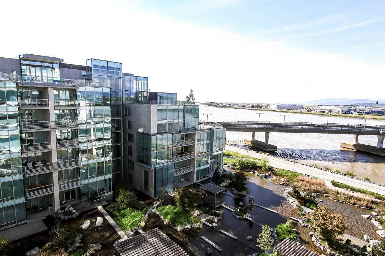 """Main Photo: 603 5131 BRIGHOUSE Way in Richmond: Brighouse Condo for sale in """"RIVER GREEN"""" : MLS®# R2230911"""