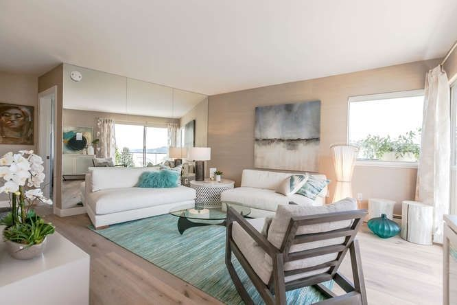 """Main Photo: 702 1930 MARINE Drive in West Vancouver: Ambleside Condo for sale in """"Park Marine"""" : MLS®# R2238256"""