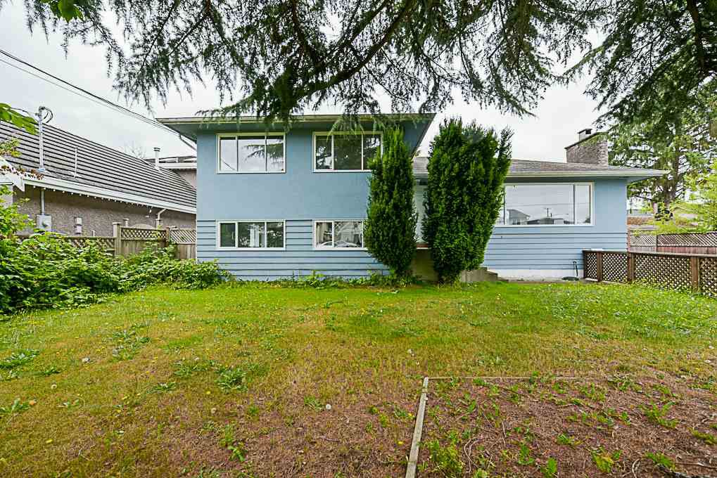 Main Photo: 9820 BERRY Road in Richmond: South Arm House for sale : MLS®# R2286720