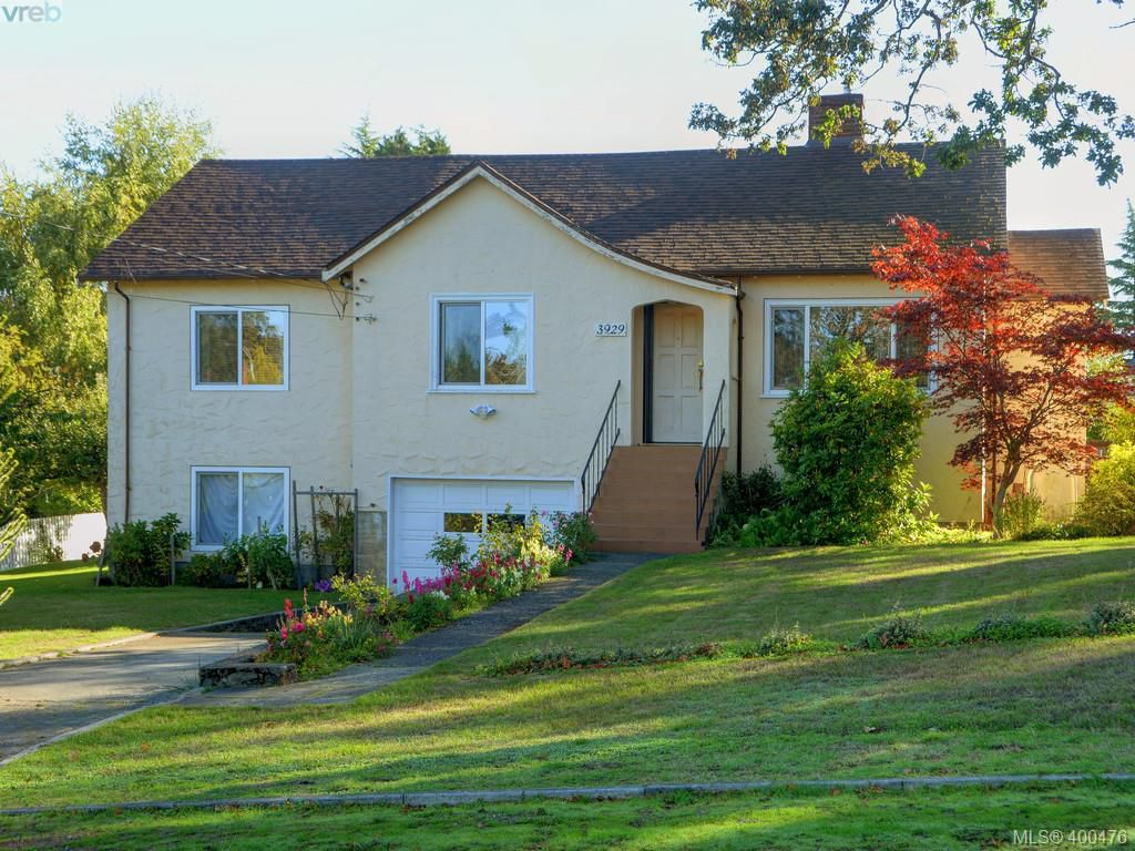 Main Photo: 3929 Cumberland Road in VICTORIA: SE Maplewood Single Family Detached for sale (Saanich East)  : MLS®# 400476