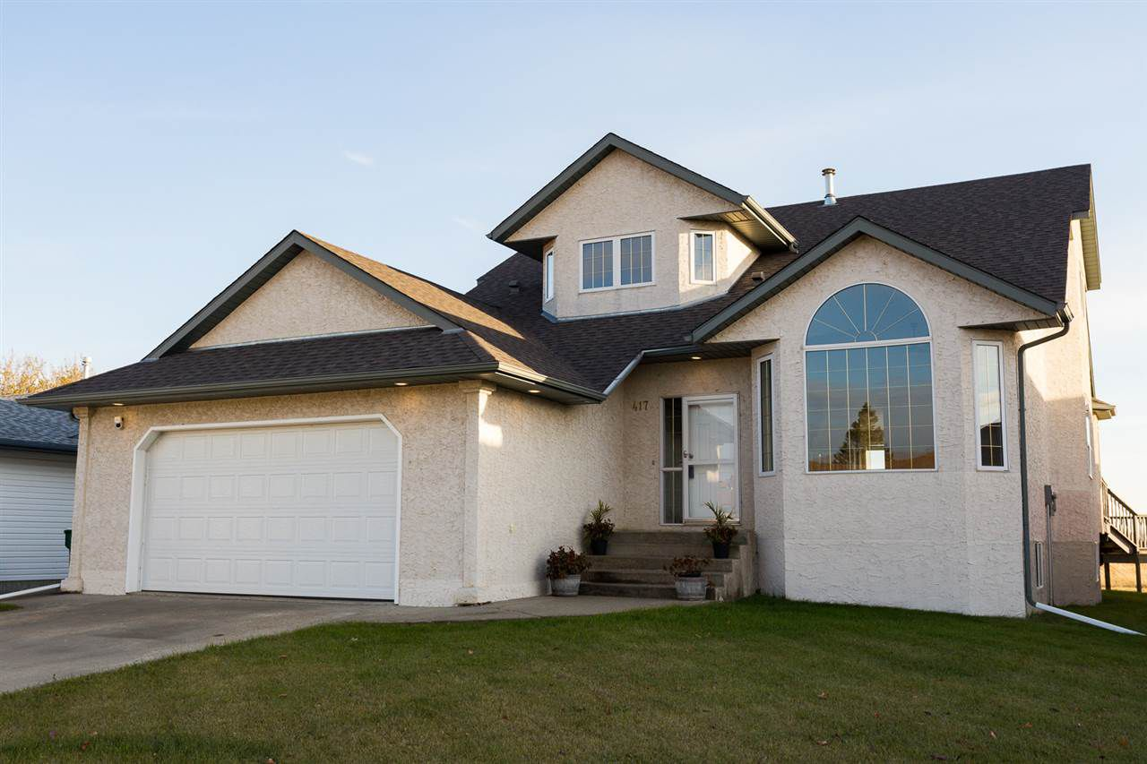 Main Photo: 417 Grandin Drive: Morinville House for sale : MLS®# E4138279