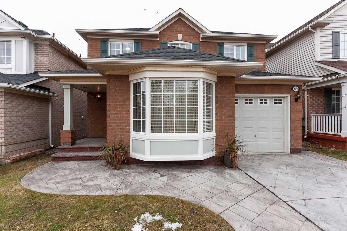 Main Photo: 49 Springhurst Avenue in Brampton: Fletcher's Meadow House (2-Storey) for sale : MLS®# W4339008