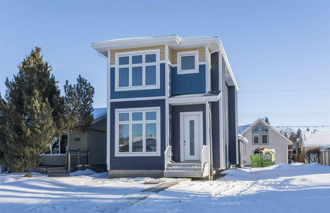 Main Photo: 9025 145 Street in Edmonton: Zone 10 House for sale : MLS®# E4141273