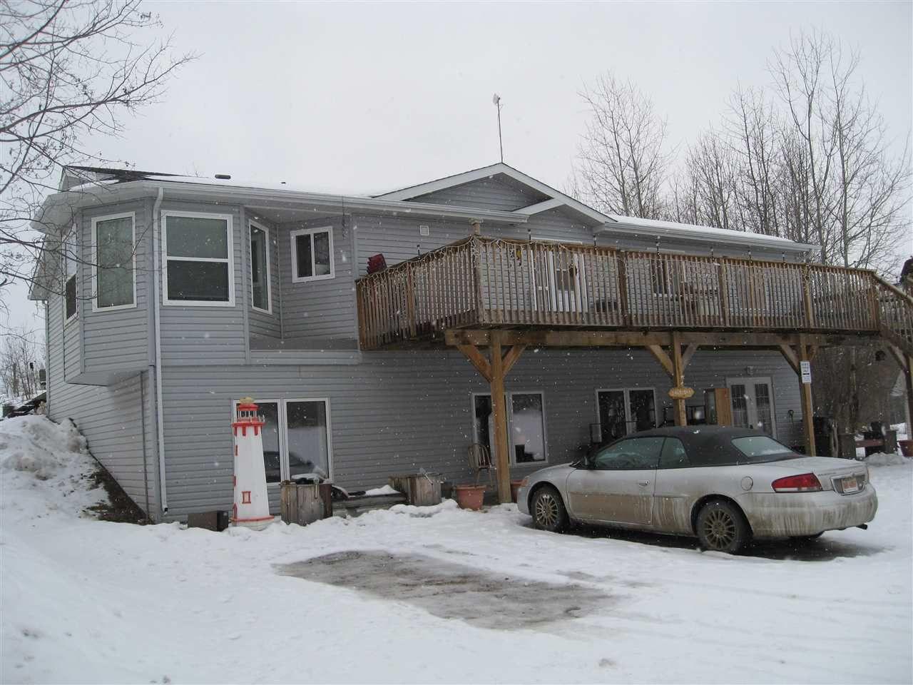 Main Photo: 124, 55219 Rge Rd 14: Rural Lac Ste. Anne County House for sale : MLS®# E4142272