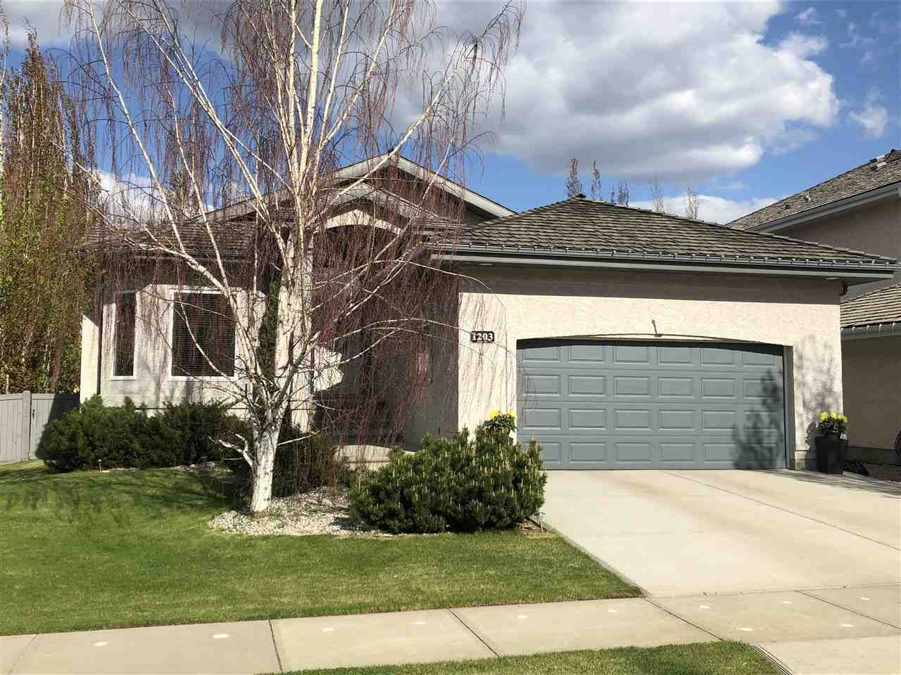 Main Photo: 1203 DECKER Way in Edmonton: Zone 20 House for sale : MLS®# E4149059