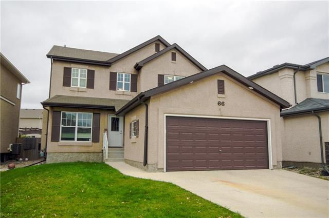 Main Photo: 66 Grantsmuir Drive in Winnipeg: Bridgewood Estates Residential for sale (3J)  : MLS®# 1906907