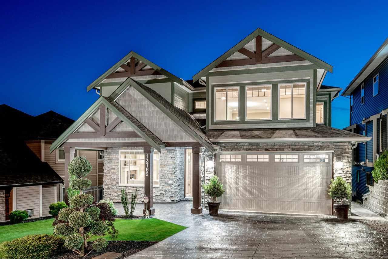 "Main Photo: 13765 SILVER VALLEY Road in Maple Ridge: Silver Valley House for sale in ""SILVER VIEWS"" : MLS®# R2357529"