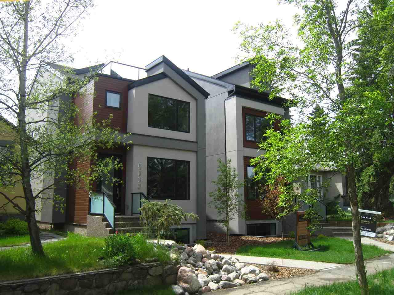 Main Photo: 9639 85 Avenue in Edmonton: Zone 15 House for sale : MLS®# E4160818