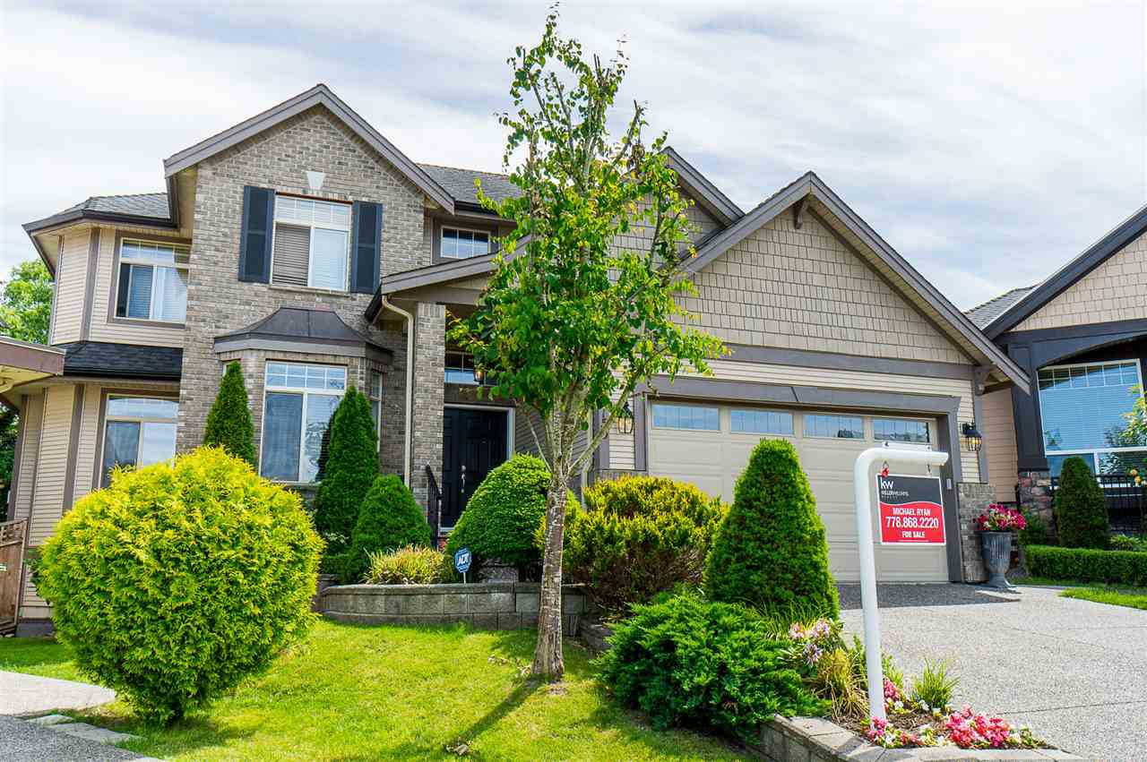 "Main Photo: 6150 165 Street in Surrey: Cloverdale BC House for sale in ""CLOVER RIDGE"" (Cloverdale)  : MLS®# R2382723"
