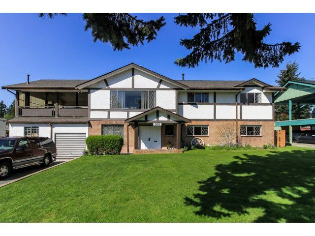 Main Photo: 668 COLINET Street in Coquitlam: Central Coquitlam House for sale : MLS®# V1117272