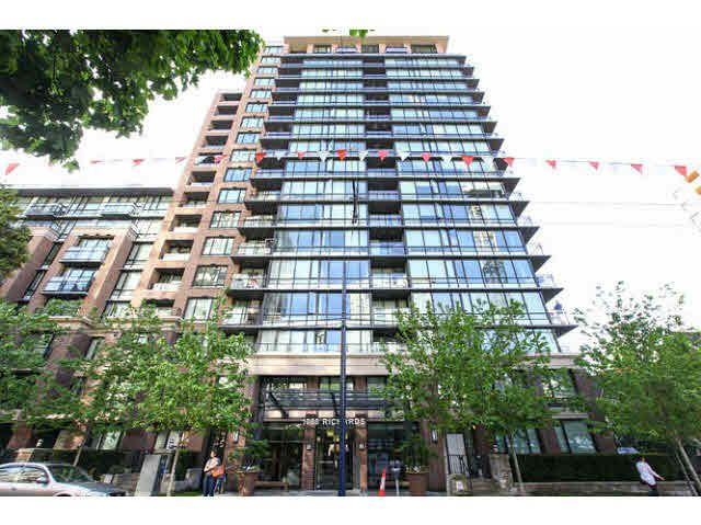 Main Photo: 403 1088 RICHARDS Street in Vancouver: Yaletown Condo for sale (Vancouver West)  : MLS®# V1122669