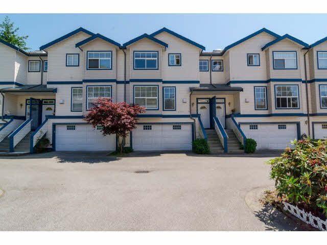 "Main Photo: 403 9118 149TH Street in Surrey: Bear Creek Green Timbers Townhouse for sale in ""Wildwood glen"" : MLS®# F1442682"
