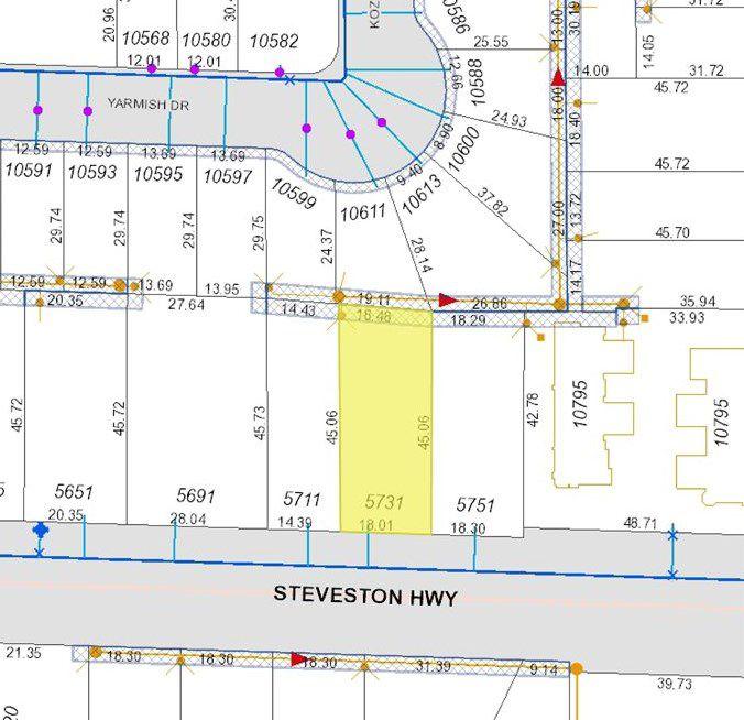 Main Photo: 5731 STEVESTON Highway in Richmond: Steveston North House for sale : MLS®# R2069542