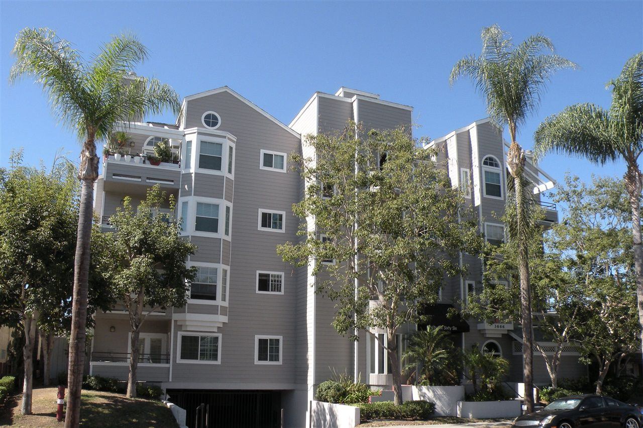 Main Photo: HILLCREST Condo for sale : 2 bedrooms : 3666 3rd Ave #104 in San Diego