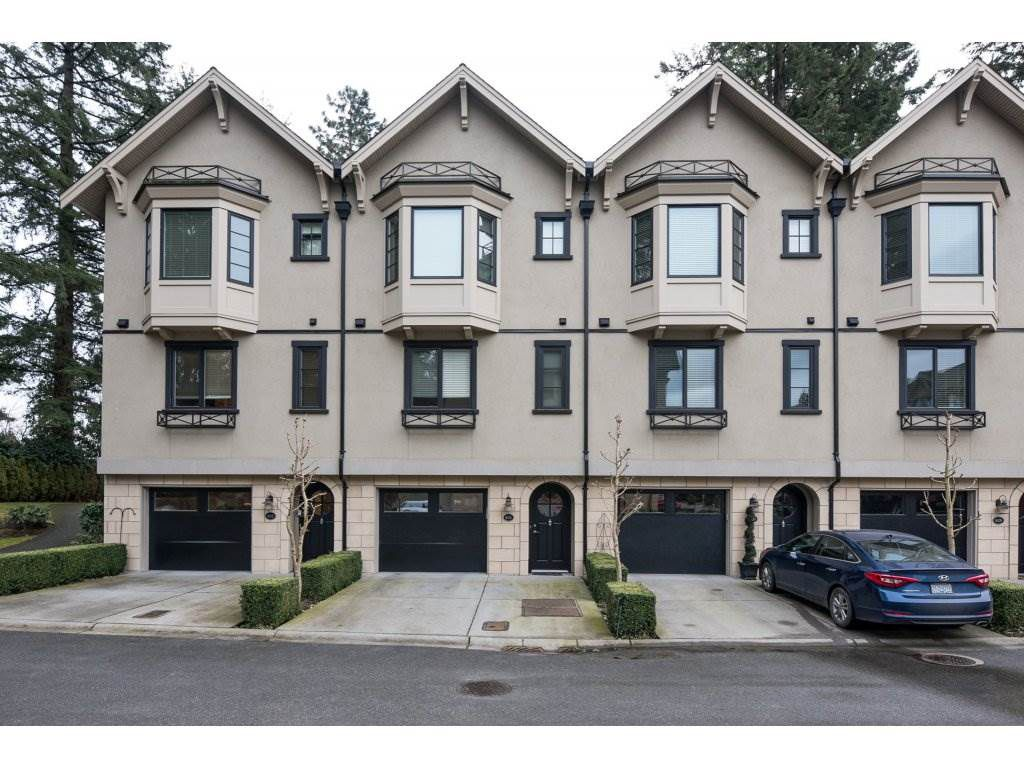 """Main Photo: 632 2580 LANGDON Street in Abbotsford: Abbotsford West Townhouse for sale in """"The Brownstones on the Park"""" : MLS®# R2135000"""