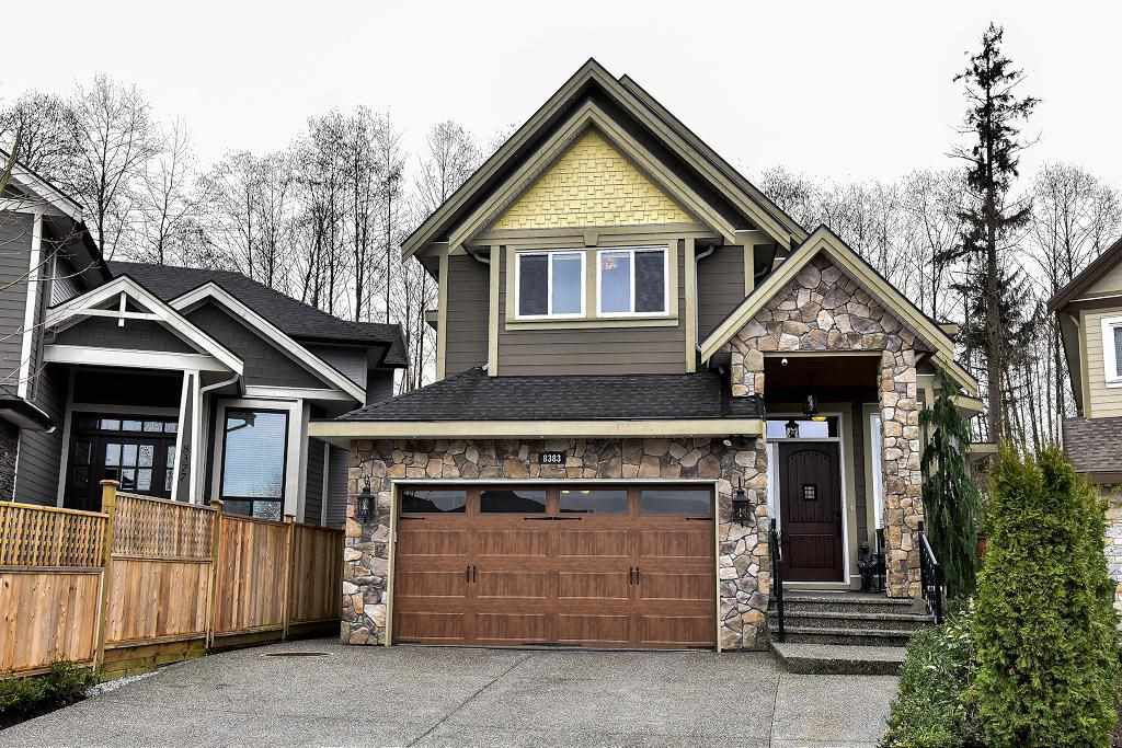 Main Photo: 8383 167 Street in Surrey: Fleetwood Tynehead House for sale : MLS®# R2147955