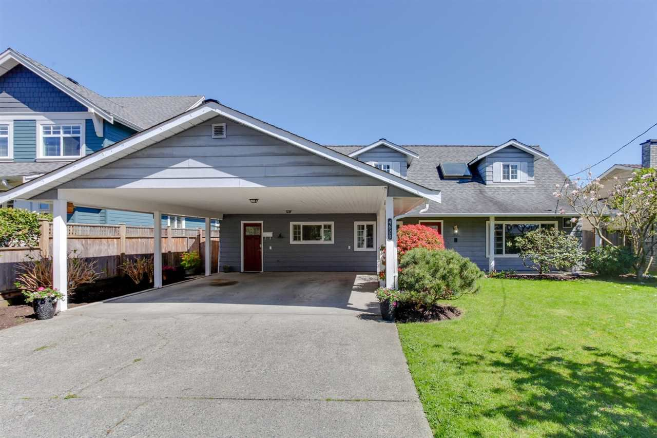 Main Photo: 4620 55B Street in Delta: Delta Manor House for sale (Ladner)  : MLS®# R2159179