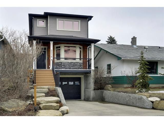 Main Photo: 2216 17A Street SW in Calgary: Bankview House for sale : MLS®# C4111759