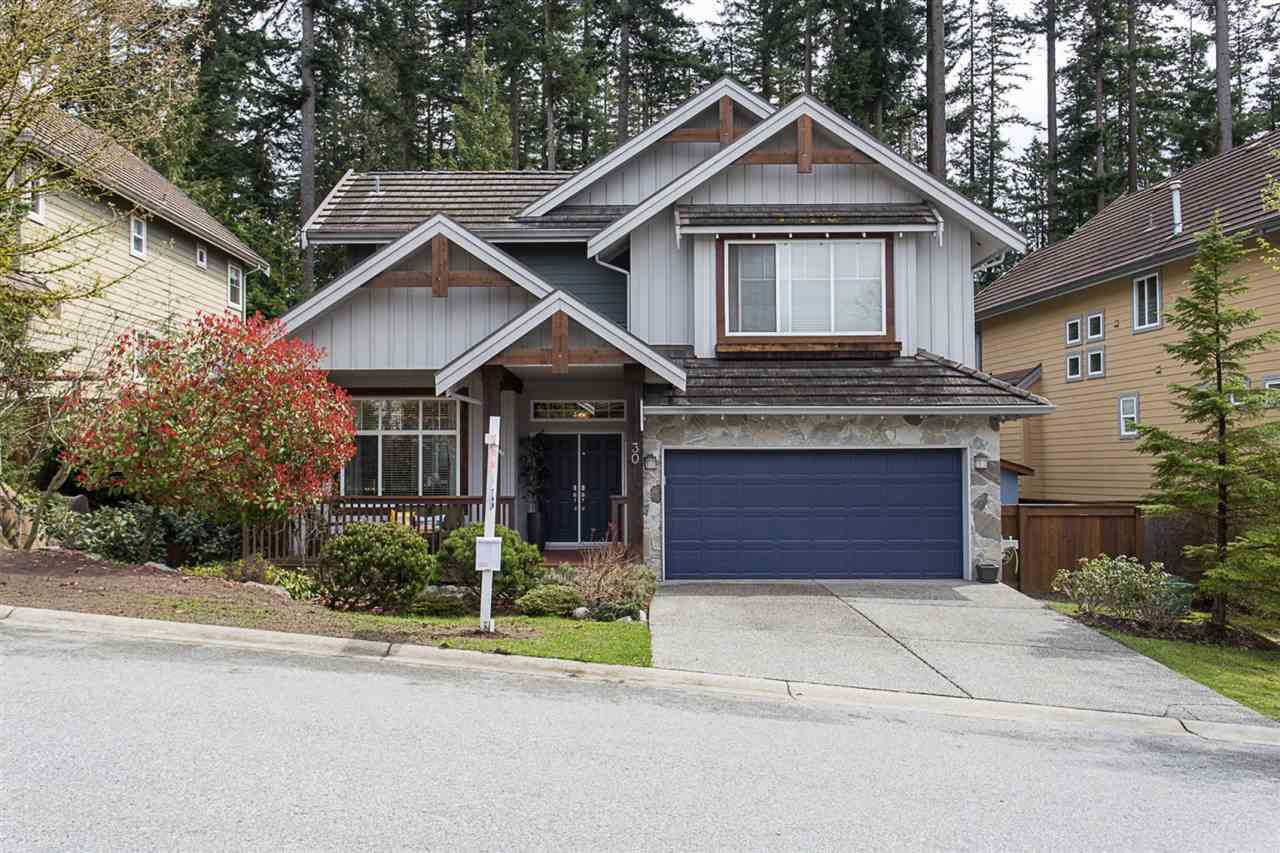 Main Photo: 30 ASHWOOD DRIVE in Port Moody: Heritage Woods PM House for sale : MLS®# R2159413