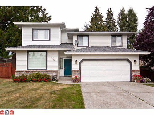 Main Photo: 1964 158A Street in South Surrey White Rock: Home for sale : MLS®# F1200667