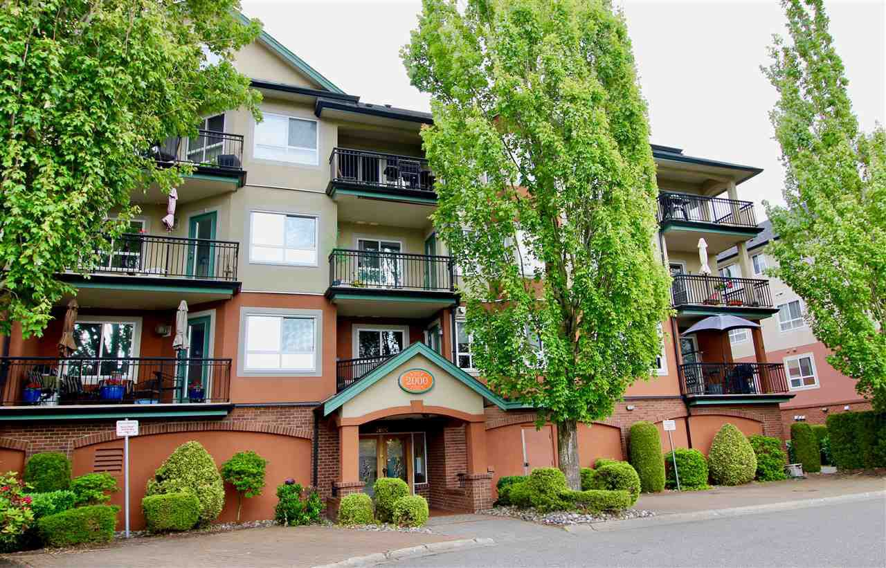 """Main Photo: 2407 8485 YOUNG Road in Chilliwack: Chilliwack W Young-Well Condo for sale in """"HAZELWOOD GROVE"""" : MLS®# R2178125"""
