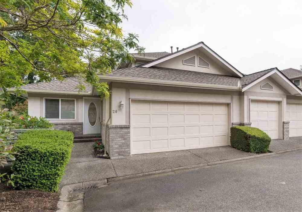 Main Photo: 20 15099 28 AVENUE in South Surrey White Rock: Home for sale : MLS®# R2073640