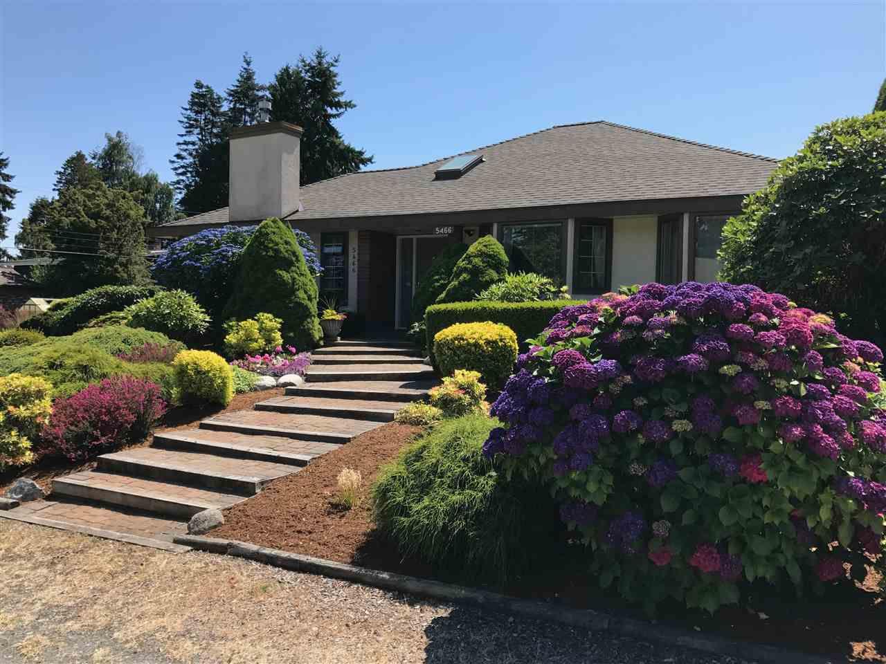Main Photo: 5466 15B Avenue in Delta: Cliff Drive House for sale (Tsawwassen)  : MLS®# R2211847