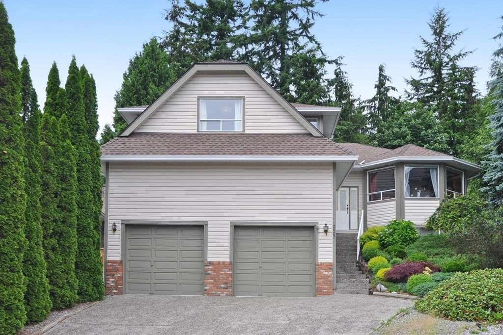 Main Photo: 2807 RAMBLER WAY in Coquitlam: Scott Creek House for sale : MLS®# R2178709