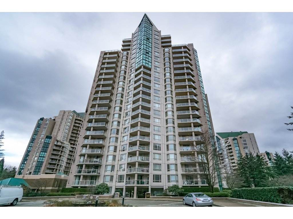 "Main Photo: 103 1199 EASTWOOD Street in Coquitlam: North Coquitlam Condo for sale in ""THE SELKIRK"" : MLS®# R2231418"