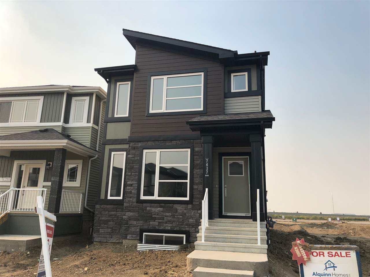Main Photo: 7437 Creighton Place in Edmonton: Zone 55 House for sale : MLS®# E4110855