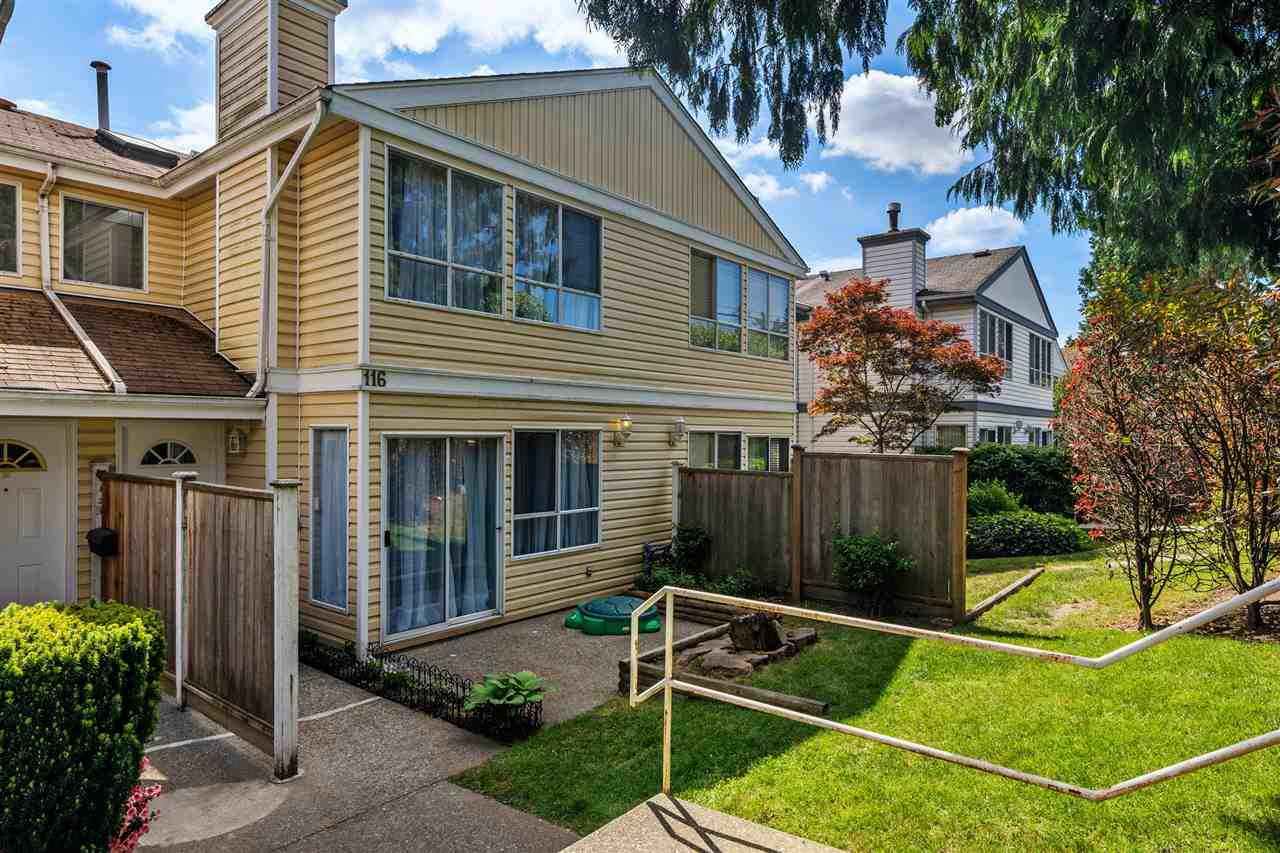 """Main Photo: 116 12233 92 Avenue in Surrey: Queen Mary Park Surrey Townhouse for sale in """"Orchard Lake"""" : MLS®# R2273152"""