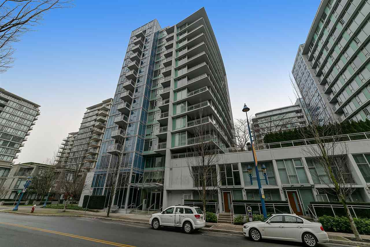 "Main Photo: 1501 5900 ALDERBRIDGE Way in Richmond: Brighouse Condo for sale in ""LOTUS"" : MLS®# R2287822"