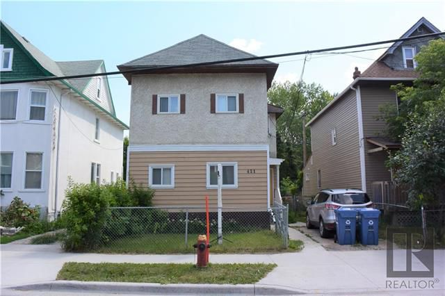 Main Photo: 421 Furby Street in Winnipeg: Industrial / Commercial / Investment for sale (5A)  : MLS®# 1821111