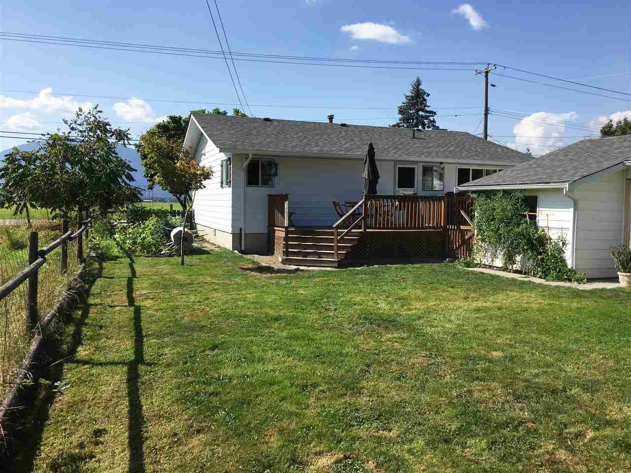 Main Photo: 6804 LICKMAN Road in Sardis - Greendale: Greendale Chilliwack House for sale (Sardis)  : MLS®# R2324768