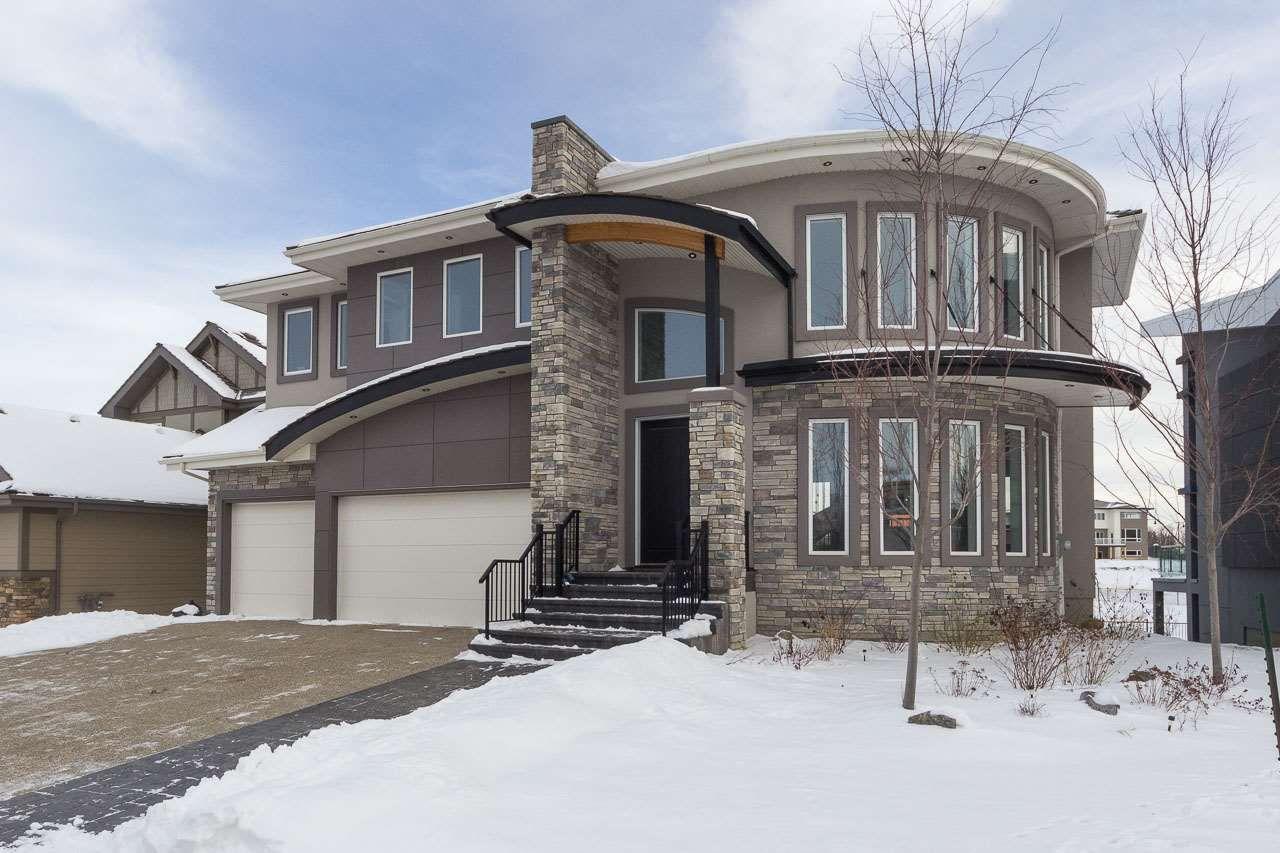 Main Photo: 4831 WOOLSEY Lane in Edmonton: Zone 56 House for sale : MLS®# E4137664