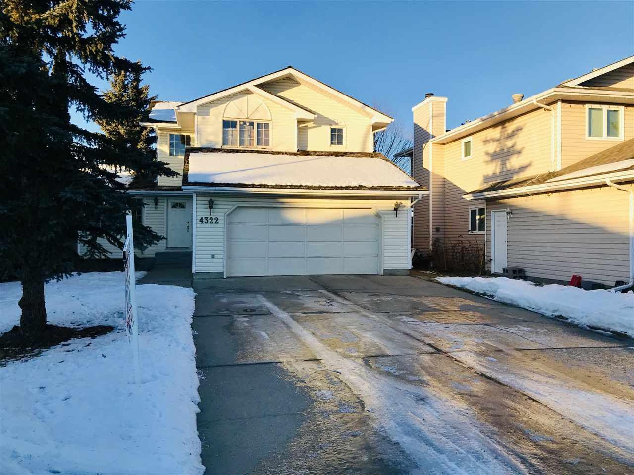 Main Photo: 4322 47 Street in Edmonton: Zone 29 House for sale : MLS®# E4138684