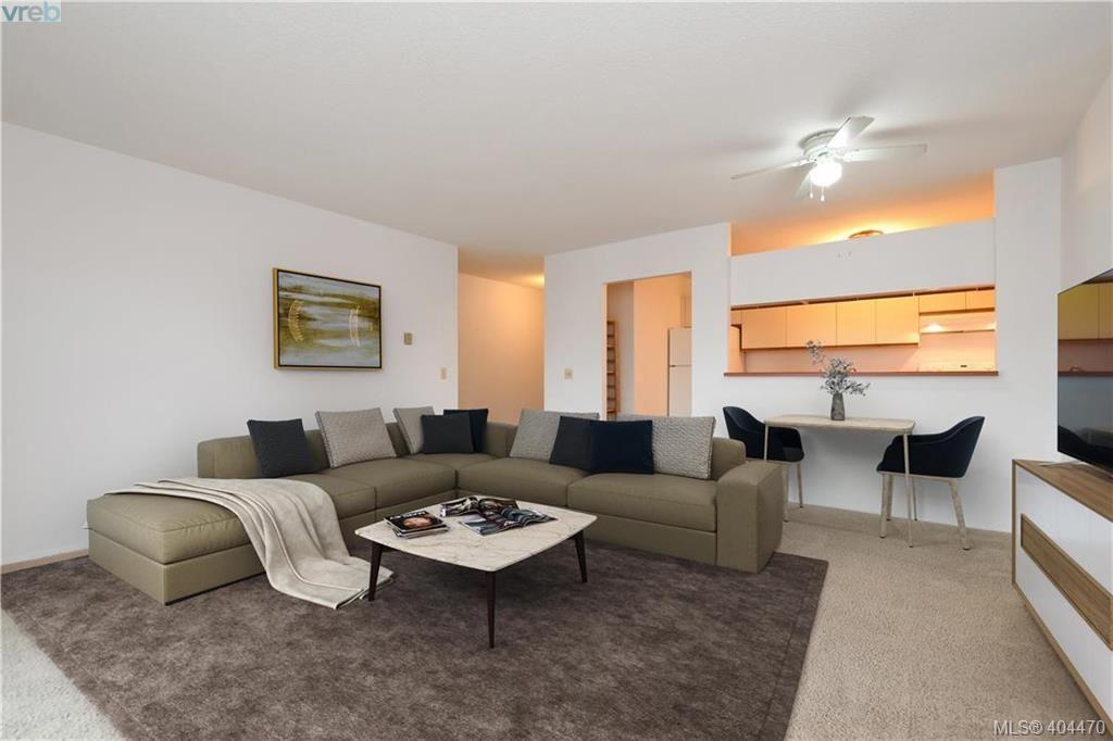 Main Photo: 704 770 Cormorant Street in VICTORIA: Vi Downtown Condo Apartment for sale (Victoria)  : MLS®# 404470