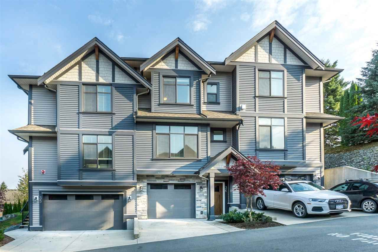 """Main Photo: 36 5756 PROMONTORY Road in Sardis: Promontory Townhouse for sale in """"The Ridge"""" : MLS®# R2337256"""