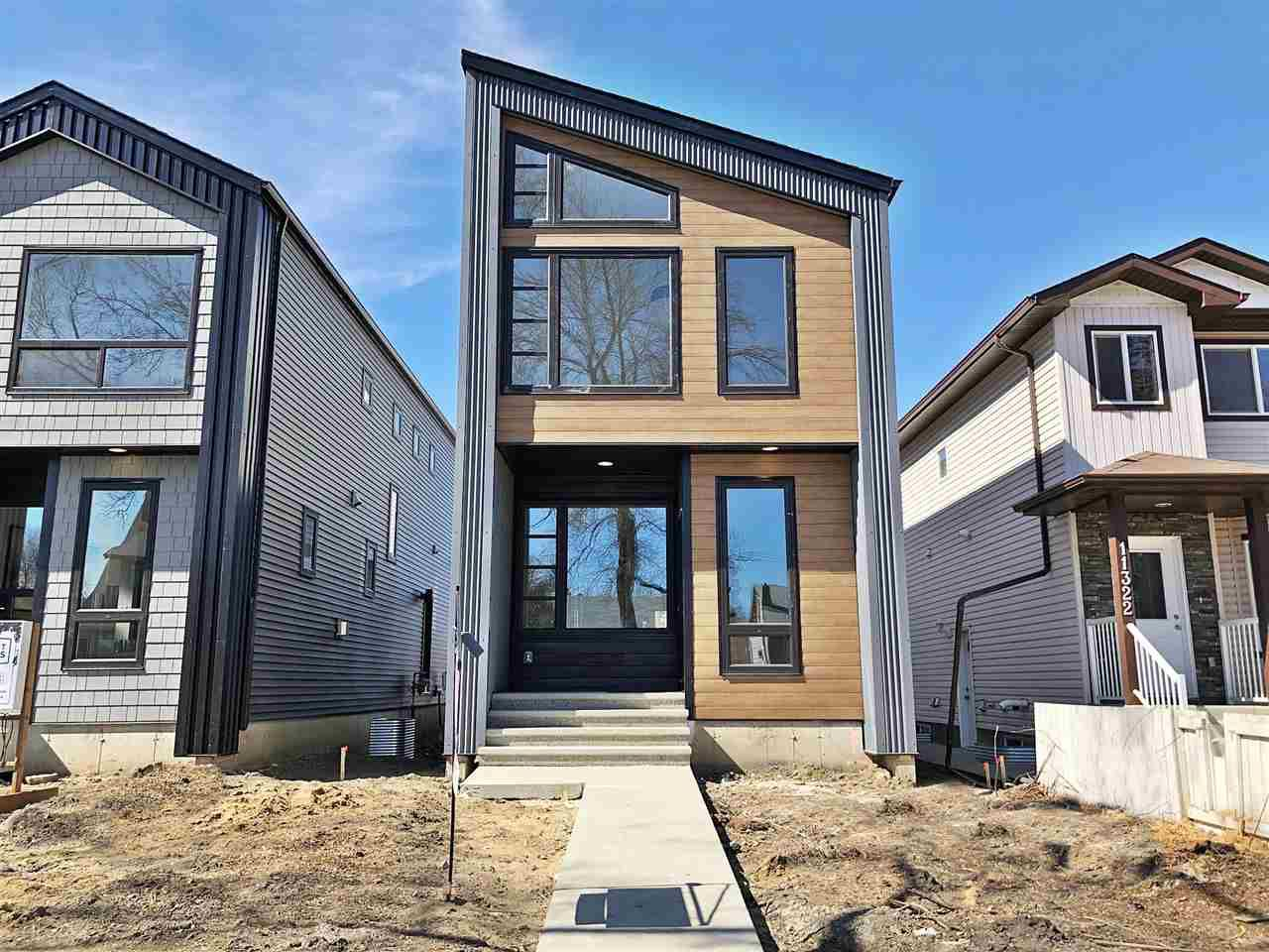 Main Photo: 11320 127 Street in Edmonton: Zone 07 House for sale : MLS®# E4144690