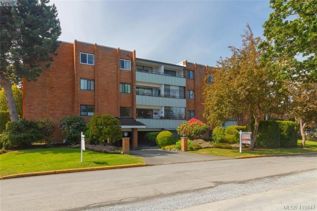 Main Photo: 202 853 Selkirk Avenue in VICTORIA: Es Kinsmen Park Condo Apartment for sale (Esquimalt)  : MLS®# 410847