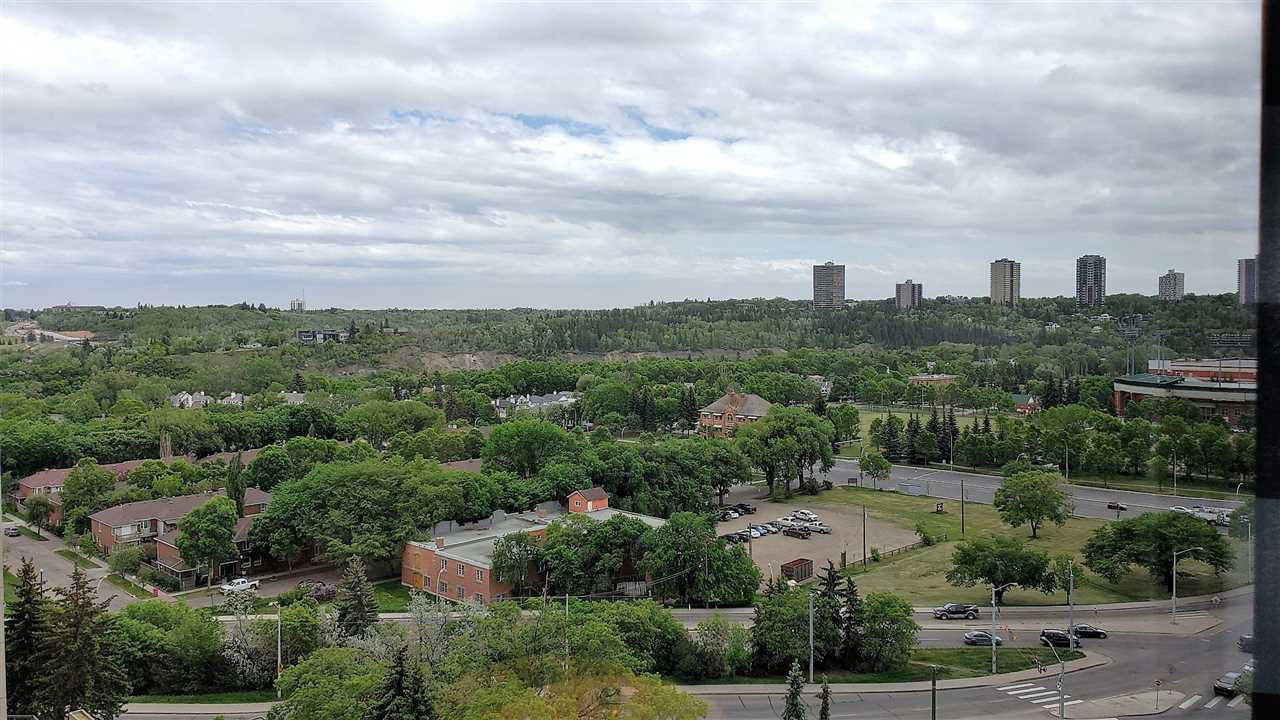 Main Photo: 1203 9808 103 Street in Edmonton: Zone 12 Condo for sale : MLS®# E4160677