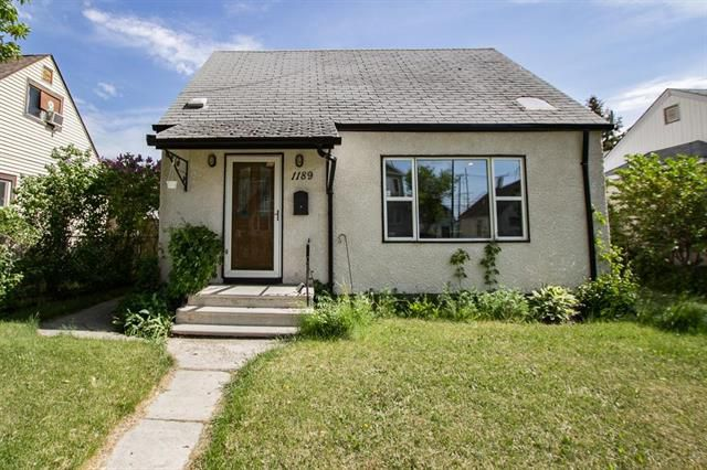 Main Photo: 1189 Pritchard Avenue in Winnipeg: Shaughnessy Heights Residential for sale (4B)  : MLS®# 1915430