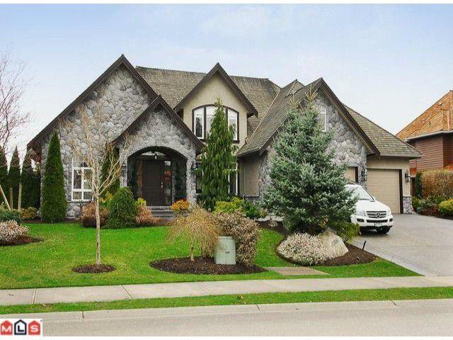 "Main Photo: 15981 HUMBERSIDE Avenue in Surrey: Morgan Creek House for sale in ""MORGAN CREEK"" (South Surrey White Rock)  : MLS®# F1108164"